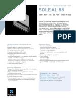 Soleal Fenetre Sans RPT /PUIGMETAL®