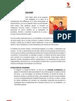 LA ESPADA DE BOLIVAR PROGRAMA 200 AÑOS, 200 ESCUELAS PARA LICEOS