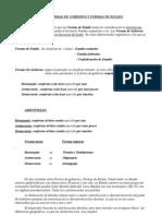 DIFERENCIAS ENTRE FORMAS DE GOBIERNO Y FORMAS DE ESTADO