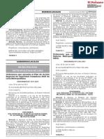 Ordenanza Nº 2341-2021 - Municipalidad Metropolitana de Lima