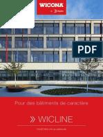 Fenêtres Wicline Brochure /PUIGMETAL®