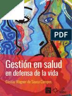 WAGNER DE SOUSA CAMPOS, Gastäo (2021) - Gestión en Salud en Defensa de la Vida - EdUNLA