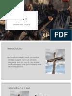 AULA 04 - DISCIPULADO - A Cruz e o Sangue