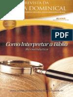 Como Interpretar a Biblia-hermeneutica.