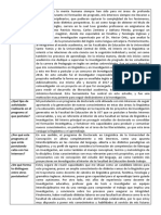 Ejemplo Carta Declaración de Propósitos (Esquema)