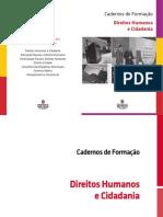 Cadernos Formacao Direitos Humanos Cidadania