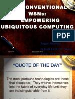 WSNs & RFID Integration