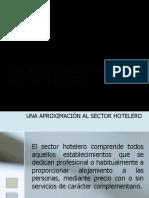 1. HOTELERA UNIDAD I UNA APROXIMACION
