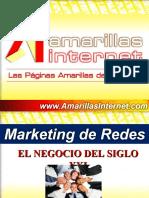 Presentacion de Negocio Con Redes Amarillas Internet