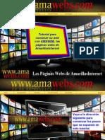 Amawebs Construye Tu Propia Web