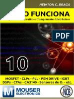 Como Funciona Aparelhos, Circuitos e Componentes Eletrônicos Volume 10