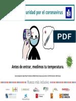 Temperatura Coronavirus Protocolo