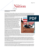 01-16-09 Nation-Holding Bush Accountable by Elizabeth Holtzman