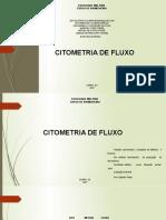 Citometria de Fluxo - Métodos & Técnicas