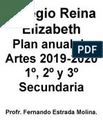 Plan anual de música CRE