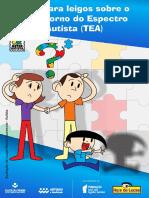 Guia Para Leigos Sobre o Transtorno Do Espectro Autista (TEA)