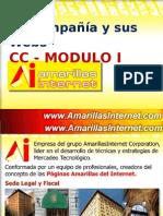 CC - Modulo 1 - La Compañia y sus Webs