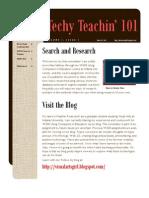 Blog Newsletter Vol 1