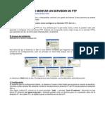 crear un FTP con Serv-u.