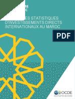Report on FDI Statistics of Morocco FR