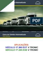 Caixa Zf 6s v Tronic