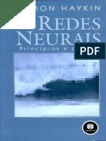 Simon Haykin - Redes neurais - Princípios e prática