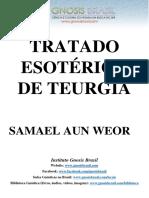 Tratado Esotérico de Teurgia - Samael Aun Weor