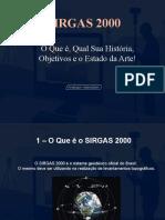 SIRGAS 2000