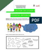 Guia de Alimentacion Saludable Primaria