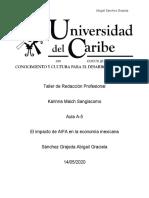 El Impacto de AIFA en La Economía Mexicana