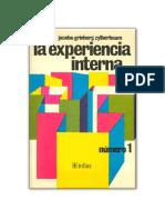 1975-La Experiencia Interna (Scan)