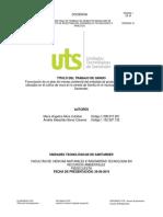formulacion de un plan de manejo de residuos agroquimicos en el cultivo de mora