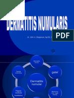 Dermatitis Numular