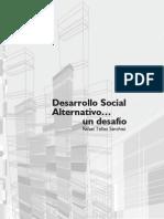 Libro Desarrollo Social Alternativo Rafael Tellez Uis