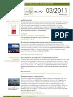 Newsletter de La UIA marzo 2011