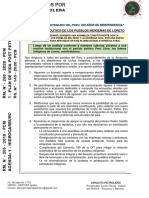 Pronunciamiento-PAAP - OrPIO - CONAP - Visto