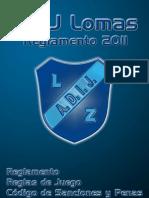 Reglamento 2011