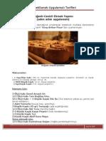 Cevizli-Soğanlı Çörek Uygulamalı Tarifi