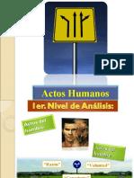 Clase 2 Actos Humanos