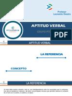 LA REFERENCIA RV SAN MARCOS PITÁGORAS