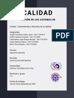 Consulta Bibliográfica - Unidad I