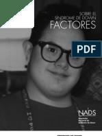 SINDROME DE DOWN FACTORES