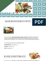 Makronährstoffe