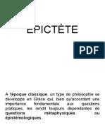 EPICTÈTE
