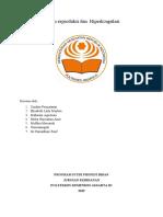 Kel. 6 Sistem reproduksi dan  Hiperkoagulasi