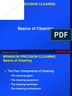 AMS - Branson - Basics of Cleaning - Aqueous