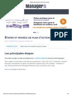 Comment rédiger un plan d'action _ Conseils et modèle - Page 2