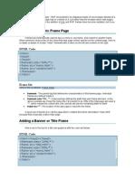Codigos de HTML