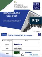 2009-2010 Duke Fuqua MCC Case Book