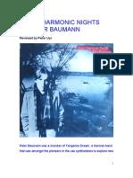 TRANS HARMONIC NIGHTS by Peter Baumann